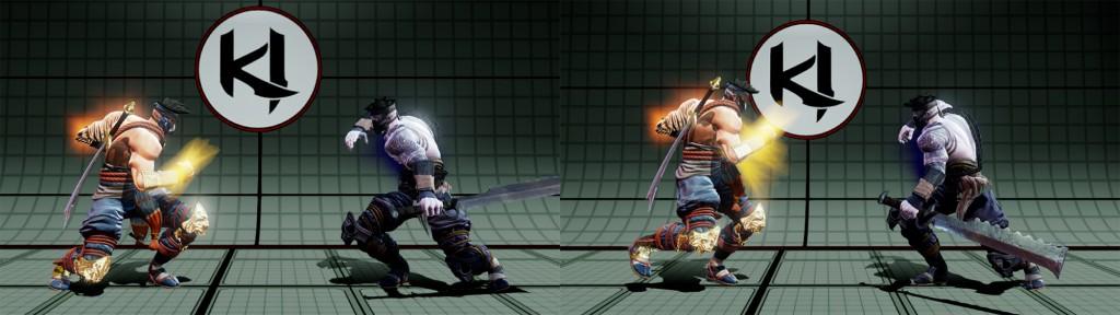 Images de l'uppercut de Shadow Jago