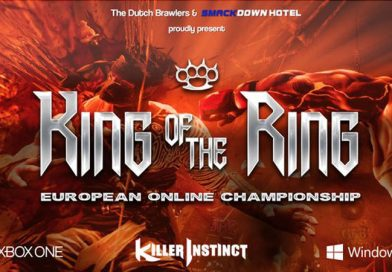 [LIVE] King Of The Ring #01 – Top 16