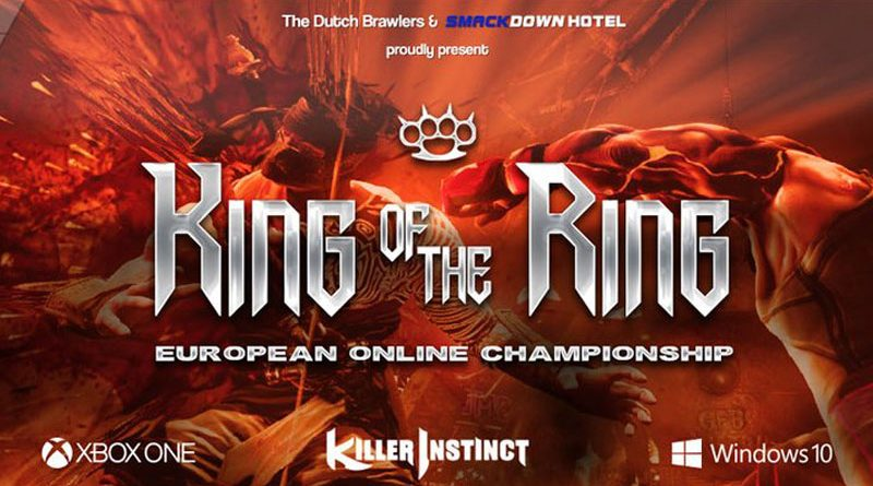 King Of The Ring #1 – Inscriptions ouvertes