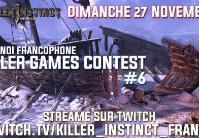Les vidéos du Killer Games Contest #06