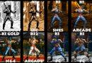 L'Evolution graphique de Killer Instinct de 1994 à 2016