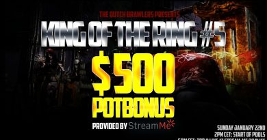 King Of The Ring #5 – Inscriptions