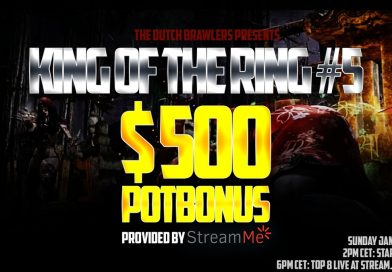 [LIVE] King Of The Ring #5 – Top 16