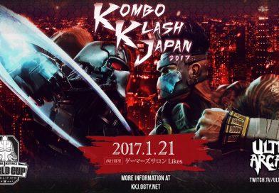 Kombo Klash Japan ce samedi 21 Janvier