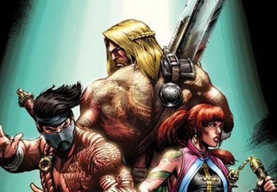 Killer Instinct arrive en Comics !