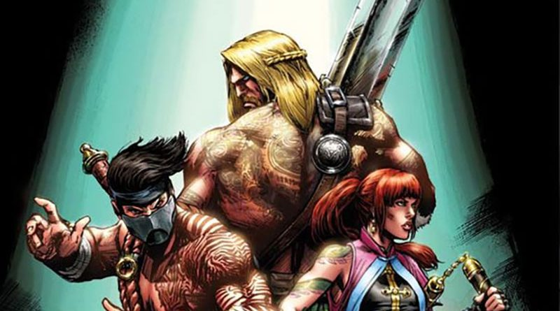 Killer Instinct arrive en Comics !