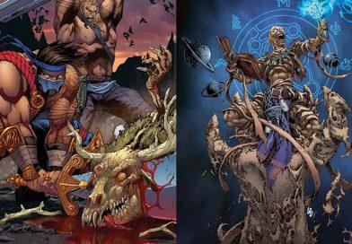 De nouvelles planches du comics Killer Instinct