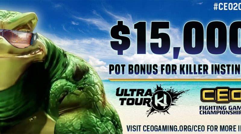 Un nouvel Ultra Tour en marche pour Killer Instinct !