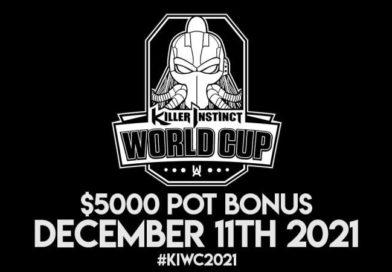 La Killer Instinct World Cup 2021 annoncée !!